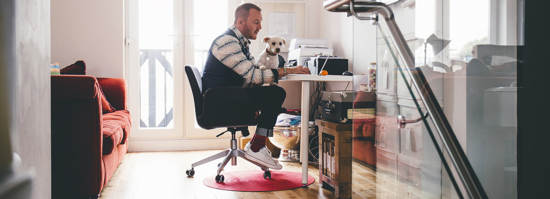 Work From Home - How Effective Website Design Can Help Small Businesses Navigate COVID-19